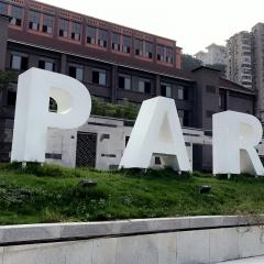 重庆园区不锈钢双面字